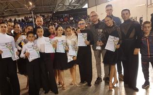 Danze latino americani, il Lion's dance di Gela si piazza ai primi posti al campionato regionale