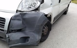 San Valentino da dimenticare per un nisseno: la ex gli ruba il furgone e va a schiantarsi