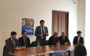 """Presentata a Caltanissetta """"In Europa…con merito! 2018"""": tirocini remunerati al Parlamento europeo"""