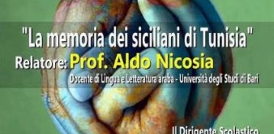 Istituto Majorana: incontri a Gela sull'educazione interculturale. Si inizia con il prof. Nicosia