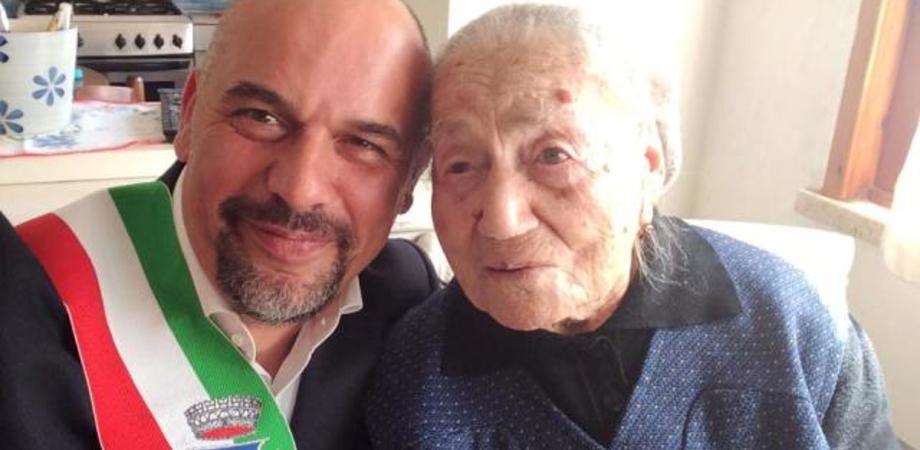 A 115 anni è la donna più longeva di sempre in Italia e la terza vivente più anziana al mondo