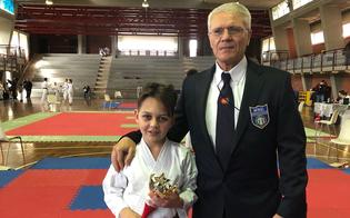 Karate, il gelese Rocco Ferrara è medaglia d'oro nella specialità Kumitè