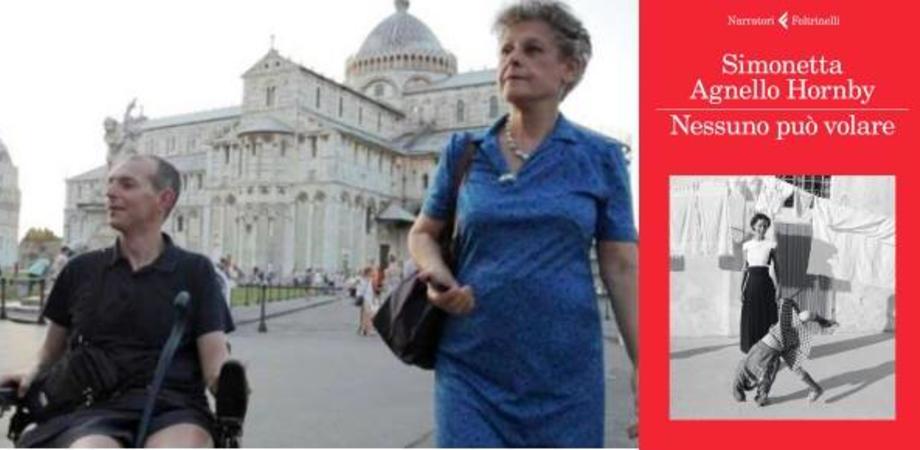 """Al liceo """"Ruggero Settimo"""" la scrittrice Simonetta Agnello Hornby presenta il suo libro """"Nessuno può volare"""""""