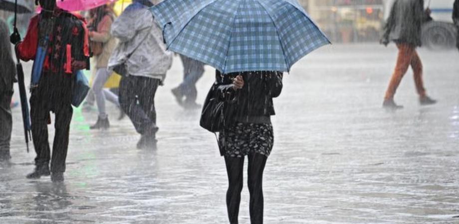 Maltempo in tutta Italia, piogge in Sicilia. Ci sarà un miglioramento solo da giovedì
