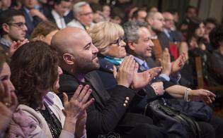 Giuliano Sangiorgi cittadino onorario di Caltanissetta: