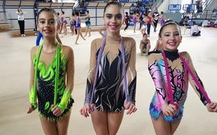 Gela, ottima affermazione delle atlete della Gymnastics Club al PalaCanizzaro di Acicastello