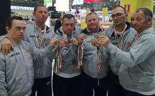 L'Orizzonte Gela conquista otto medaglie ai giochi invernali di Bardonecchia