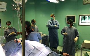 Straordinario intervento a Messina: metastasi alla colonna rimossa con termoablazione