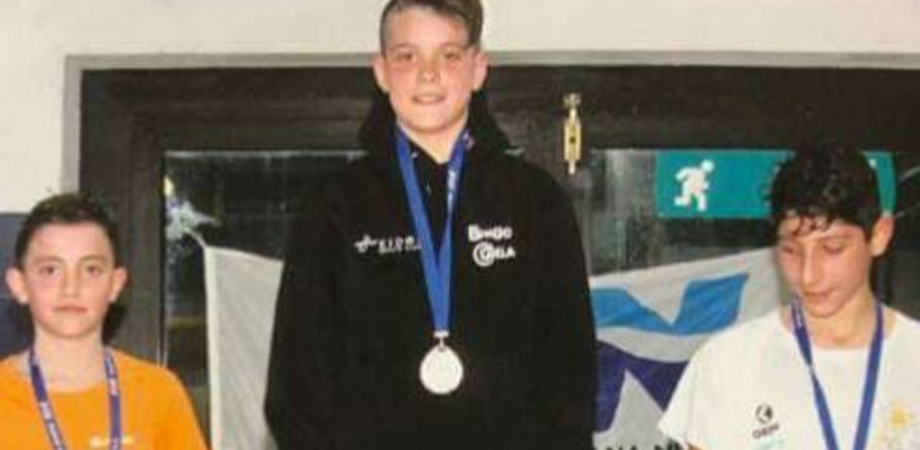 Nuoto: il nisseno Ferdinando Locurto è campione regionale nei 1500 metri stile libero