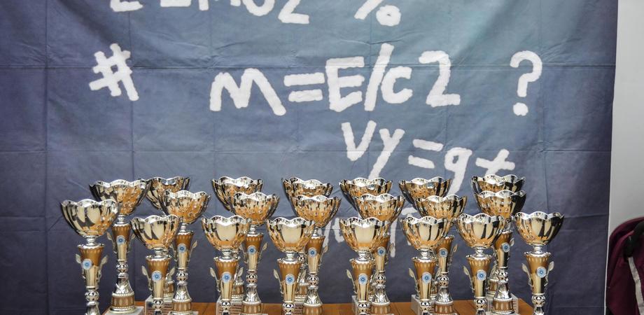 """Al liceo """"Ruggero Settimo"""" si premiano i vincitori dei Giochi Matematici"""