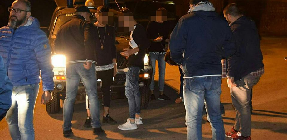 Guardia di Finanza Caltanissetta: un nisseno denunciato per spaccio, altre 9 persone segnalate alla Prefettura