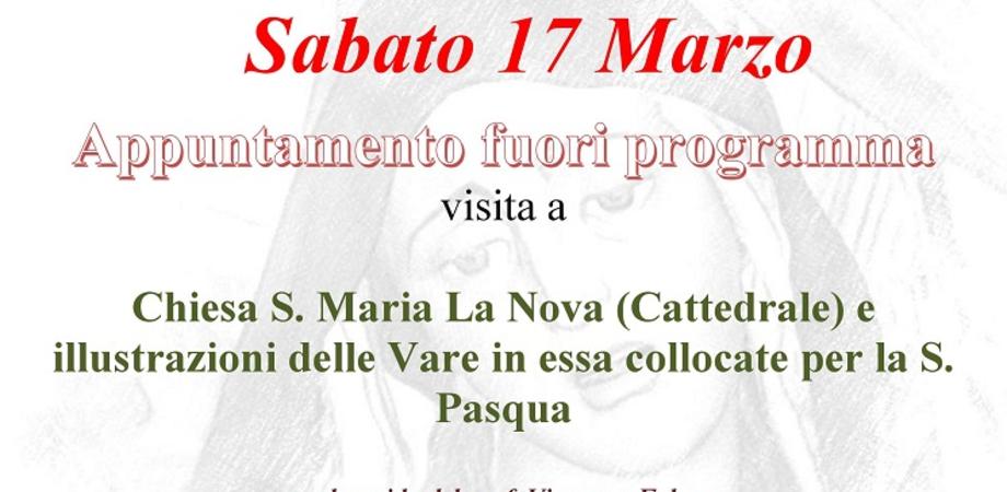 """""""Scoprire e riscoprire Caltanissetta"""": il Cral giustizia organizza visita alla Cattedrale"""