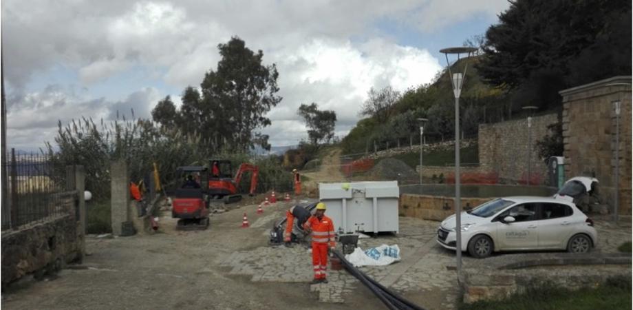 Effettuati a Mazzarino i lavori per il miglioramento del sistema fognario