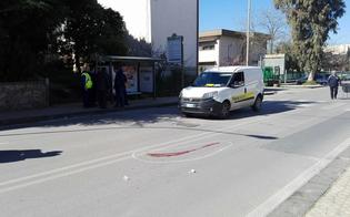 Caltanissetta, pedone investito trasportato in gravissime condizioni al pronto soccorso