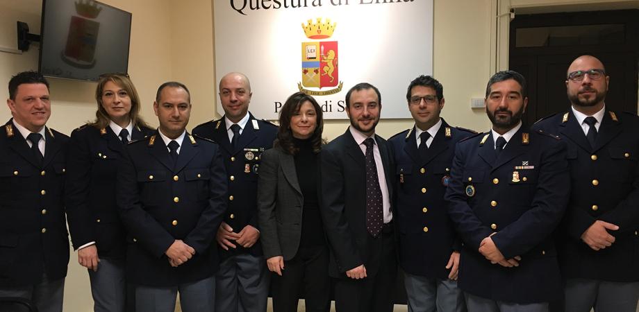Enna, assegnati in alcuni comuni della provincia i nuovi Vice Ispettori della Polizia di Stato