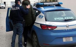 Caltanissetta, picchia la compagna per strada e poi la cosparge di alcool: arrestato dalla polizia