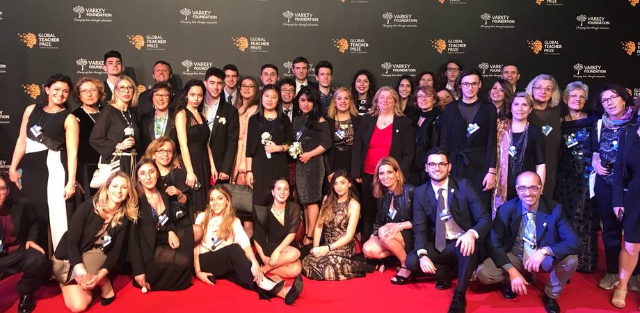"""Due studentesse del liceo """"Ruggero Settimo"""" a Dubai per il """"Global Education & Skill Forum"""""""