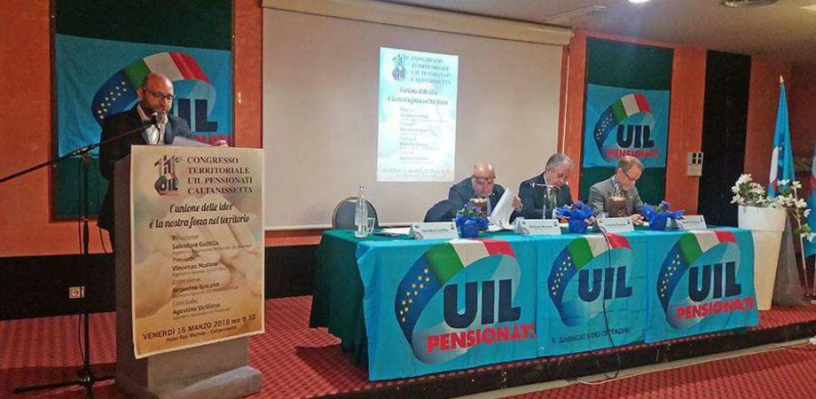 """""""L'unione delle idee è la nostra forza nel territorio"""": all'Hotel San Michele il congresso della Uil Pensionati"""
