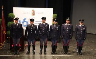 Caltanissetta, festa della polizia: le foto dei premiati al teatro Margherita