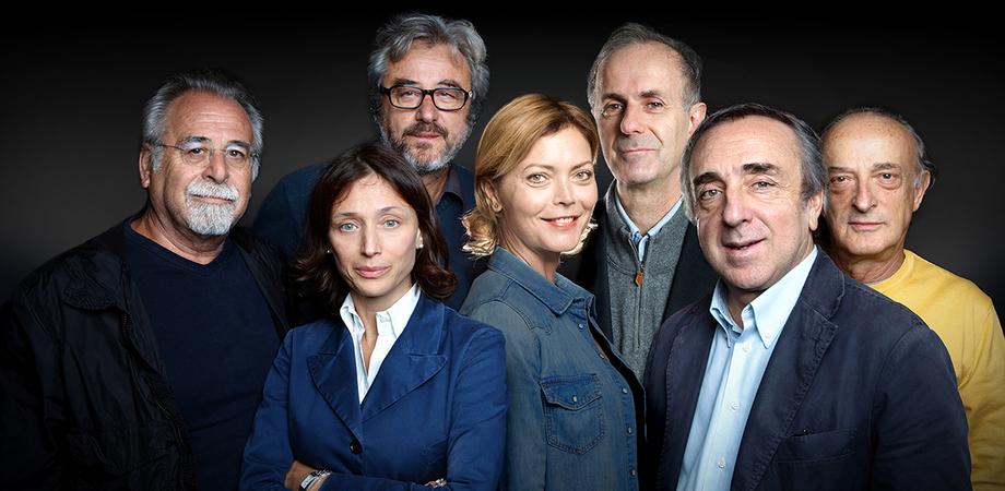"""Al teatro Margherita di Caltanissetta """"La Scuola"""" con Silvio Orlando e Vittoria Belvedere"""