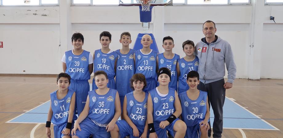 Basket: vittoria per l'Airam U 13 che al Palacannizzaro batte il Ribera