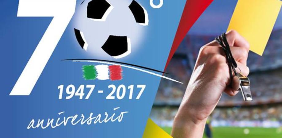 Calcio, la sezione Aia di Caltanissetta festeggia i primi 70 anni di attività