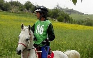 A Caltanissetta una tappa del campionato di endurance equestre dedicato alla memoria di Maurizio Alù