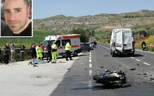 La morte del nisseno Gaetano Malacasa: indagato il conducente del furgone
