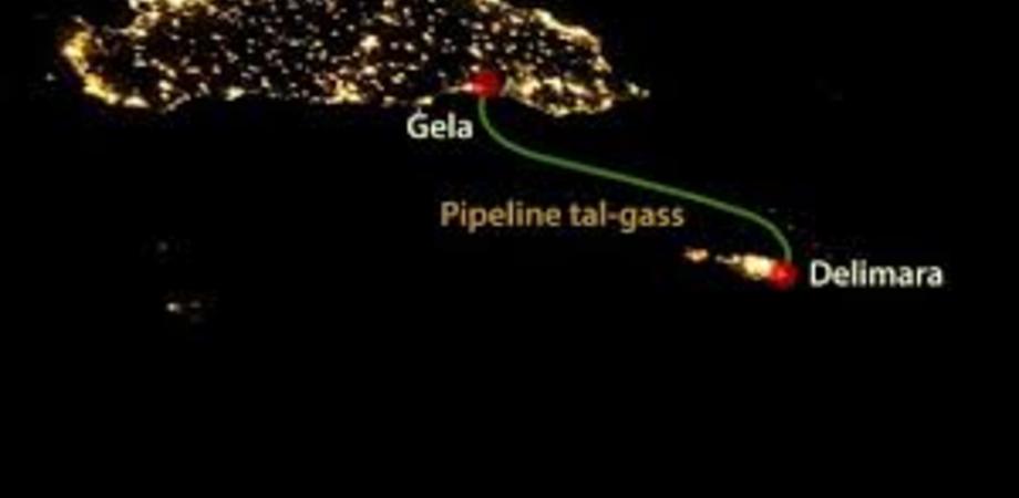 Gasdotto Gela – Delimara, domani i maltesi presenteranno il progetto
