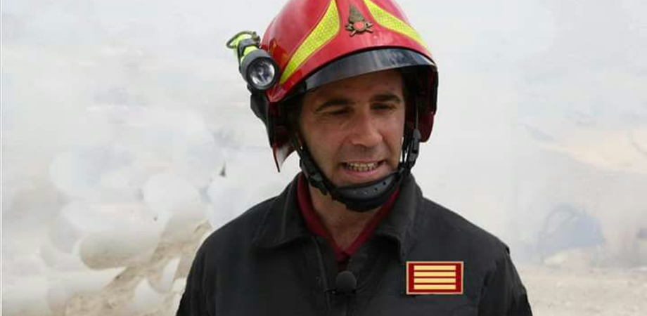 A lavoro fino alla fine, i vigili del fuoco piangono la scomparsa di Giuseppe Cortese