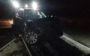 Caltanissetta, incidente sulla Ss 640: ferito il vicesindaco di Palma di Montechiaro
