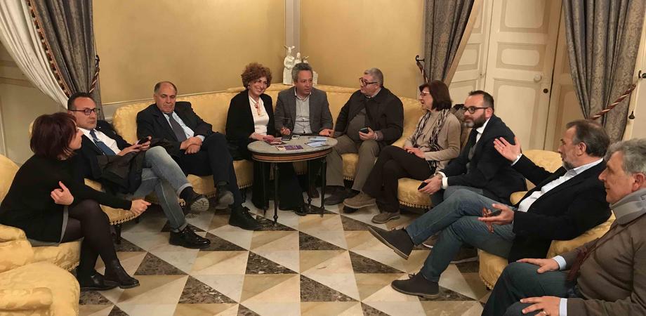 Problematiche Ipab. L'assessore alla Famiglia Ippolito incontra i sindacati al Comune