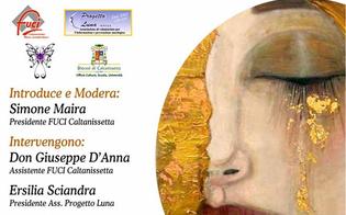 Caltanissetta, a Palazzo Moncada un incontro dal tema