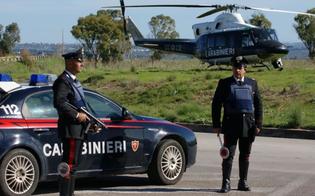 Traffico di cocaina, in corso operazione dei carabinieri Cruis: 9 arresti tra la provincia di Caltanissetta e il Nord Italia