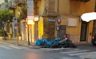 Gela fra sporcizia e incendi di rifiuti. Si rischia un'emergenza sanitaria