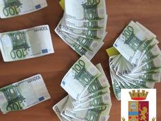 Sorpreso a Niscemi con 29 banconote false da 100 euro: denunciato dalla polizia