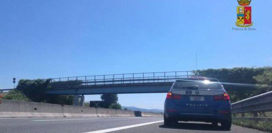 Caltanissetta, studente tenta di lanciarsi dal viadotto: salvato dalla Polstrada