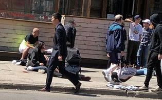 Furgone sulla folla a Toronto. I media locali: ci sono 5 morti