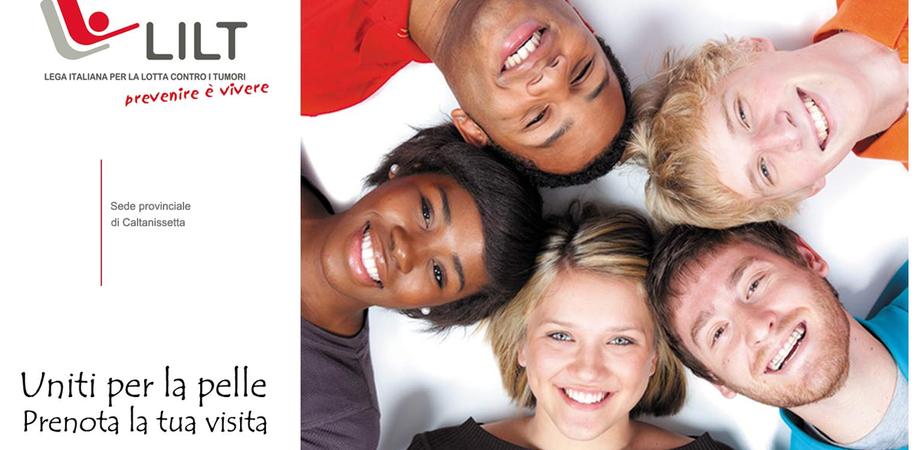 """""""Se hai cara la pelle ... la Lilt è con te"""": a Caltanissetta campagna di prevenzione contro i tumori cutanei"""