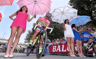 Caltanissetta, chiusure al transito e divieti per il Giro d'Italia. Informazioni ai cittadini