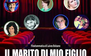 Caltanissetta, sul palco del teatro Oasi della Cultura di scena