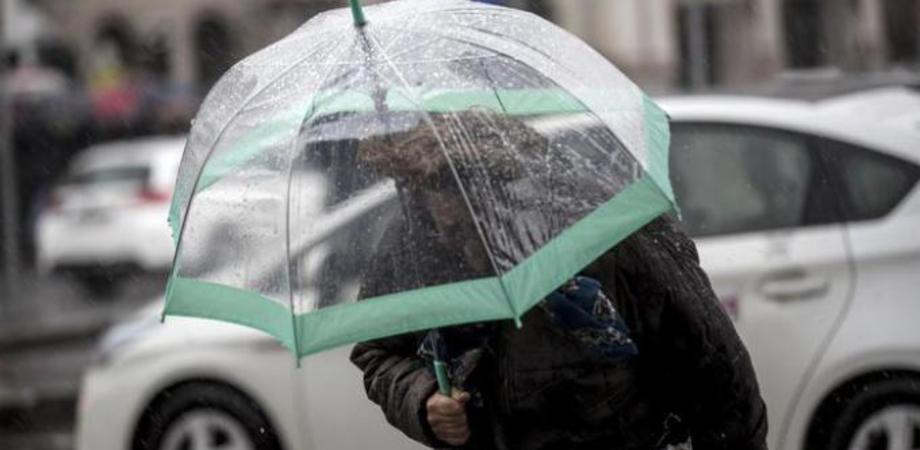 Pasquetta con maltempo in Sicilia: in arrivo pioggia e freddo in diverse zone dell'isola