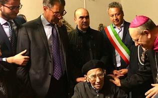 Nella Diocesi di Caltanissetta è festa per i 100 anni di monsignor Salvatore Calafato