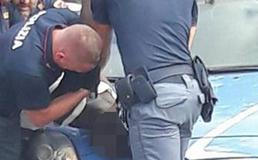 Caltanissetta, si scaglia contro poliziotto e lo morde a una guancia: arrestato nigeriano