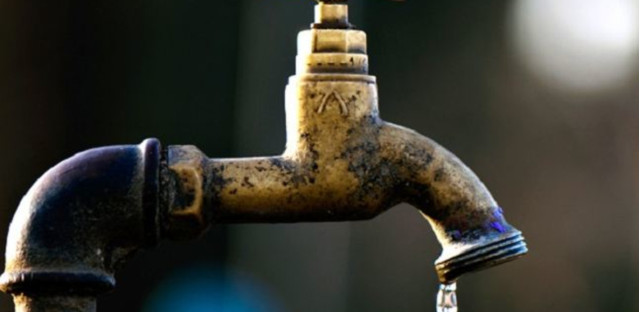 Mancata fornitura al serbatoio: stop alla distribuzione idrica a Caltanissetta e Santa Caterina
