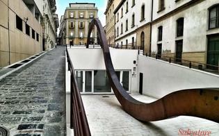 Al museo d'arte contemporanea di Salita Matteotti le opere della Fondazione Sicilia