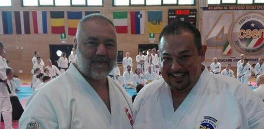 Arti marziali, l'associazione Samuraj Dojo di Caltanissetta premiata dal Giappone