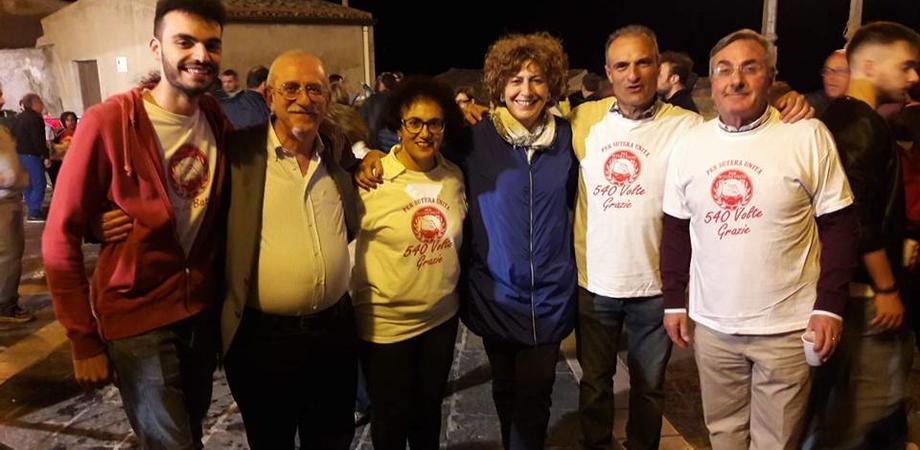 L'assessore Ippolito incontra i neo sindaci di Sutera e Milena