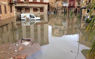 Maltempo, detriti e fango sulla strada per Licata: traffico bloccato