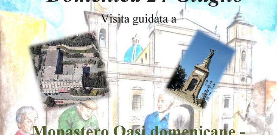 """""""Scoprire e riscoprire Caltanissetta"""", domenica 24 giugno visita guidata all'Oasi Cristo Re"""